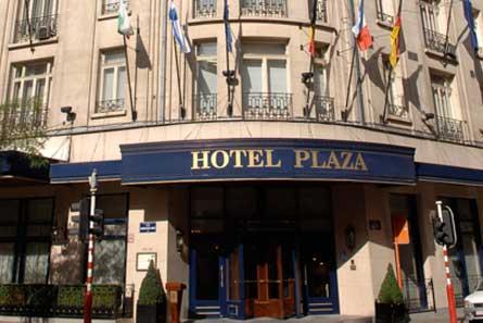 Hôtel Le Plaza