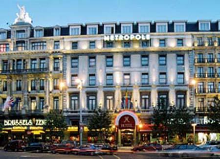 Hotel A Bruxelles Of H Tel M Tropole Bruxelles Portail H Tels H Tel De Luxe