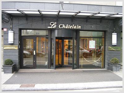 Le Châtelain