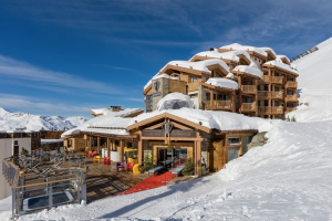 sejour hotel ski