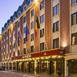 hôtel 5 étoiles Bruxelles
