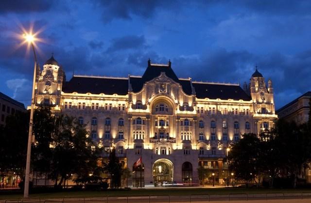 Four Seasons Hotel Gresham Palace Budapest, Hongrie