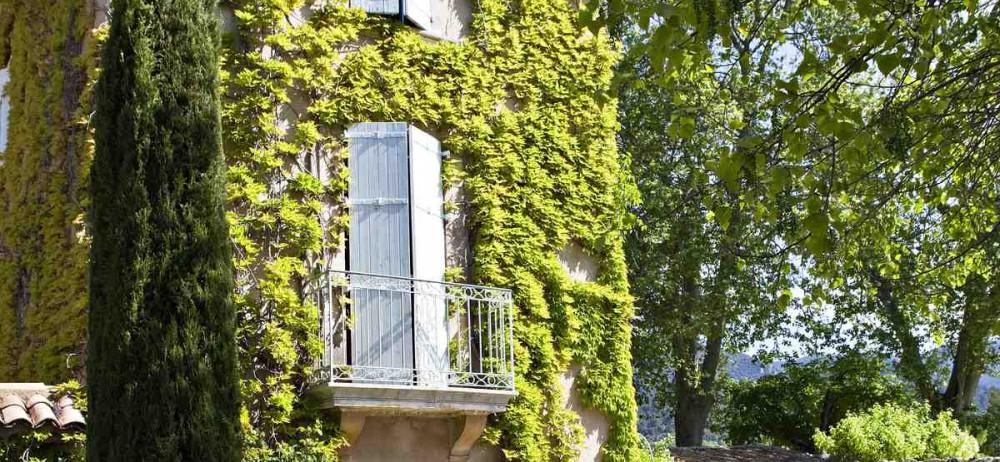 Hôtel Le Mas de Guilles à Lourmarin. Source image : Relais du Silence