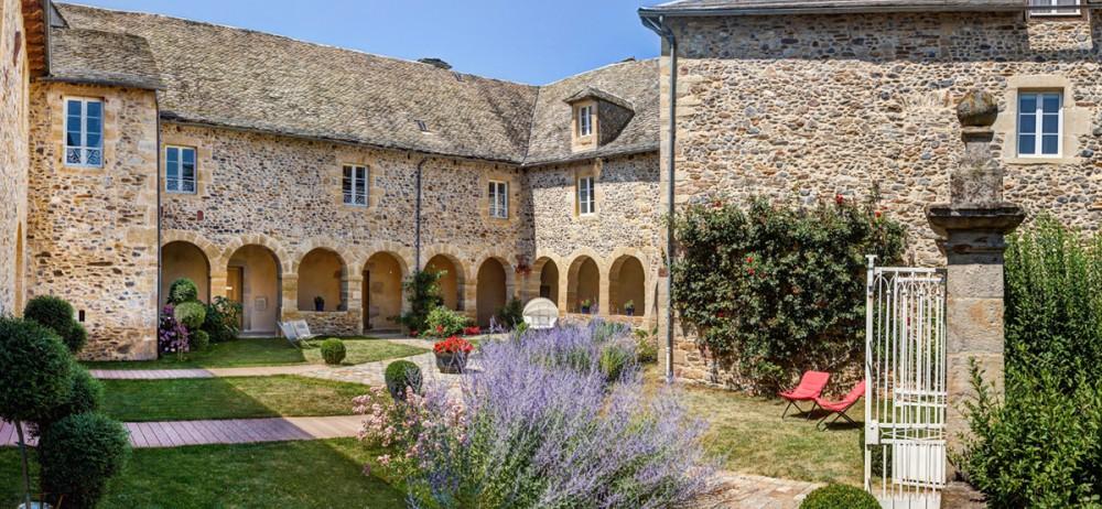 Hôtel Château de la Falque. Source image : Relais du Silence