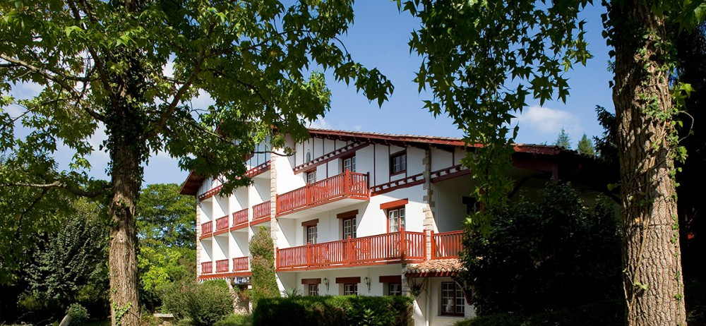 Hôtel Argi-Eder à Ainhoa
