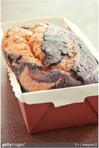 Recette du cake marbré nature et chocolat du chef Jonathan Blot