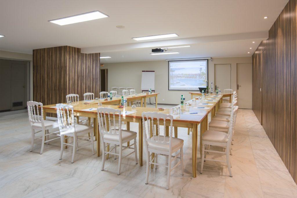 salon pour seminaire au sevan parc hotel