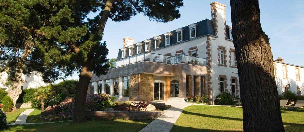Hôtel Les Costans à Perros-Guirec